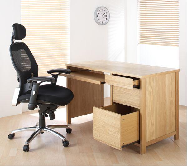 Cool Alphason Hunter Aw7510A Desk White Oak Home Interior And Landscaping Transignezvosmurscom