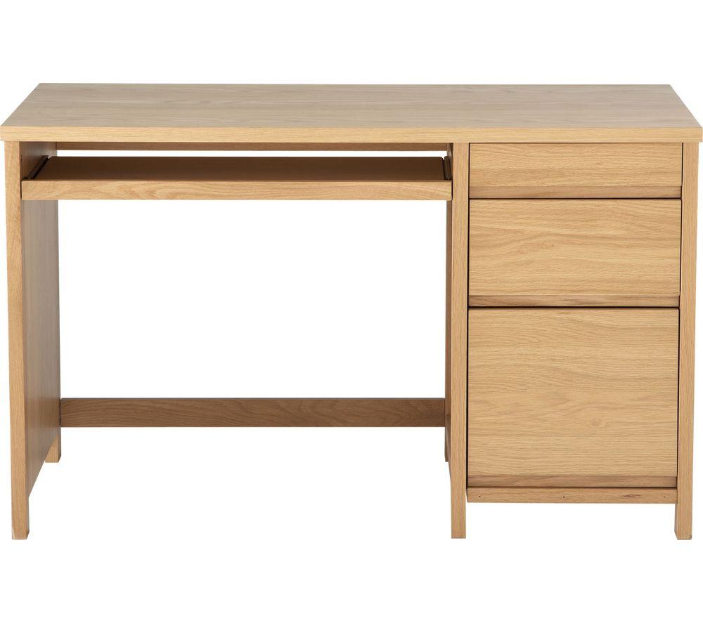 ALPHASON Hunter AW7510A Desk - White Oak