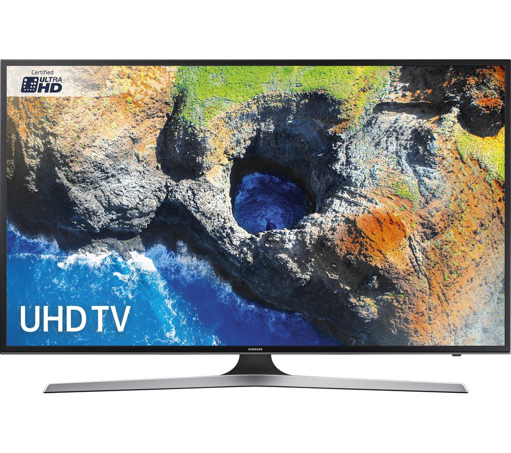 Compare retail prices of 55 Inch Samsung UE55MU6120 Smart 4K Ultra HD HDR LED TV to get the best deal online