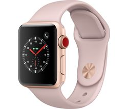 APPLE Watch Series 3 Cellular - 38 mm
