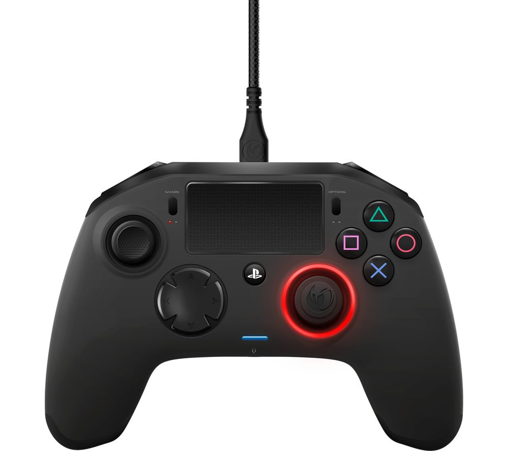 Image of NACON PS4 Revolution Pro 2 Wireless Controller - Black, Black