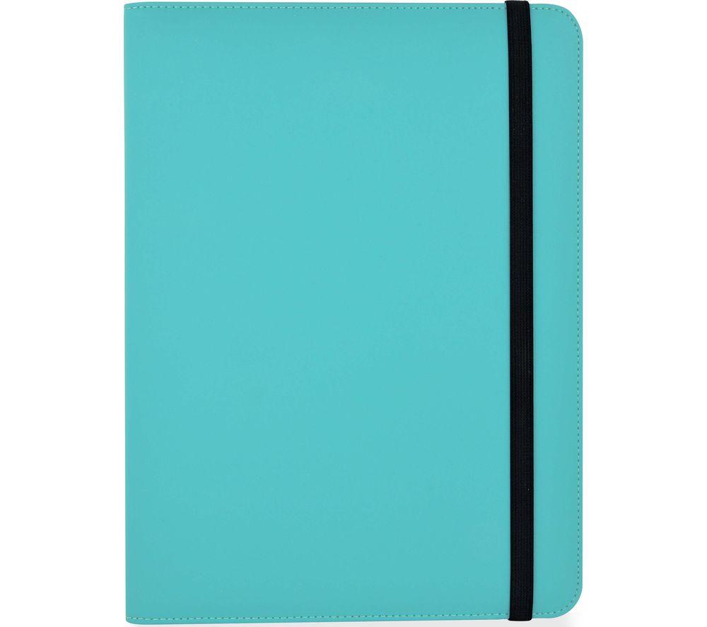 GOJI G7TCDE18 8 inch Tablet Folio Case - Blue