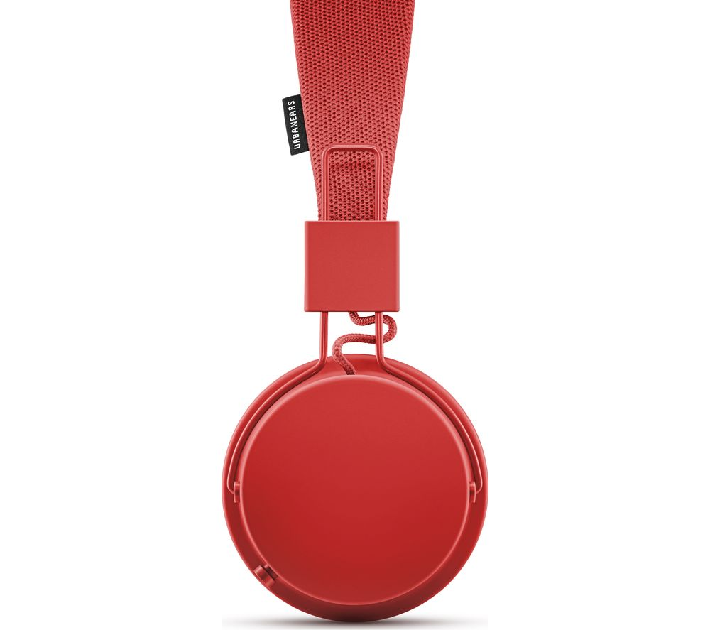 Compare prices for Urbanears Plattan 2 Bluetooth Headphones - Tomato