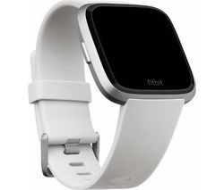 FITBIT Versa Classic Band - White, Large