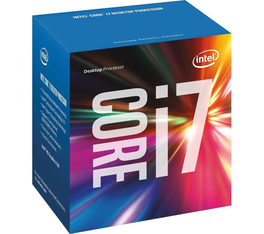 INTEL Core™ i7-7700 Processor