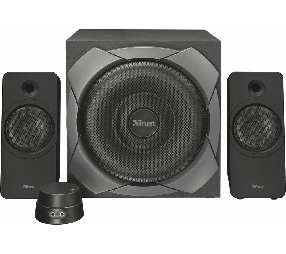 TRUST Zelos 2.1 PC Speakers