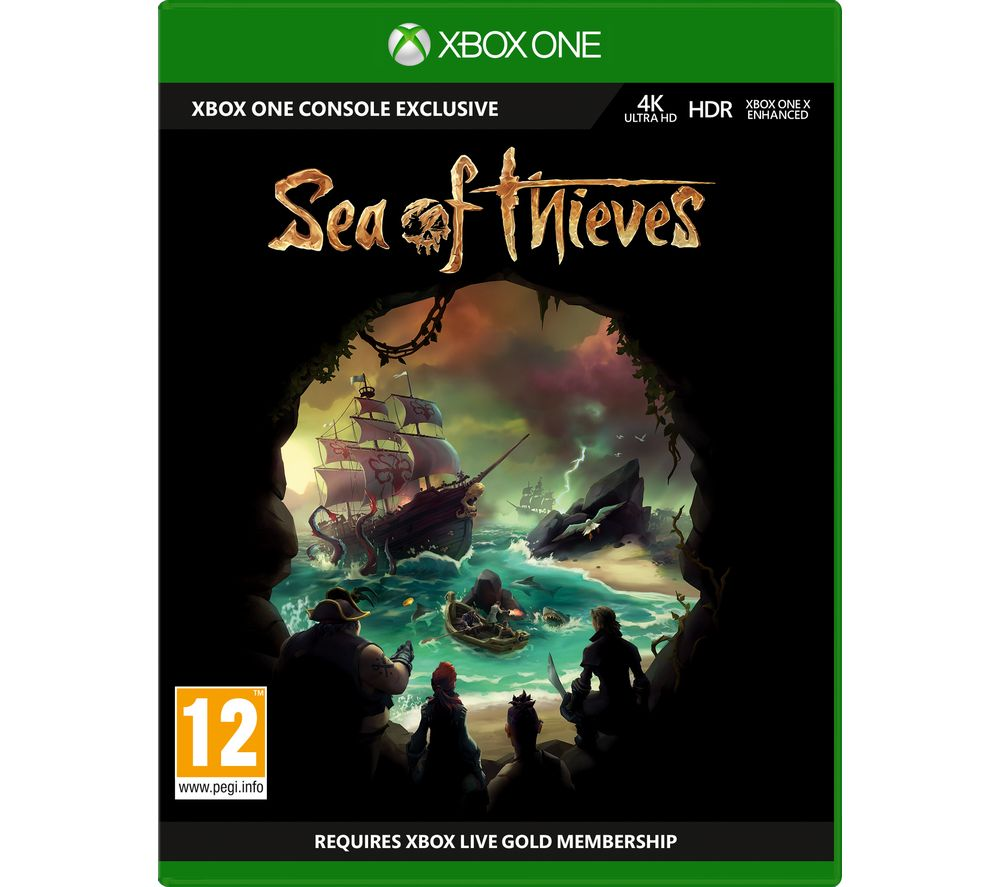 Image of Sea of Thieves, Xbox One
