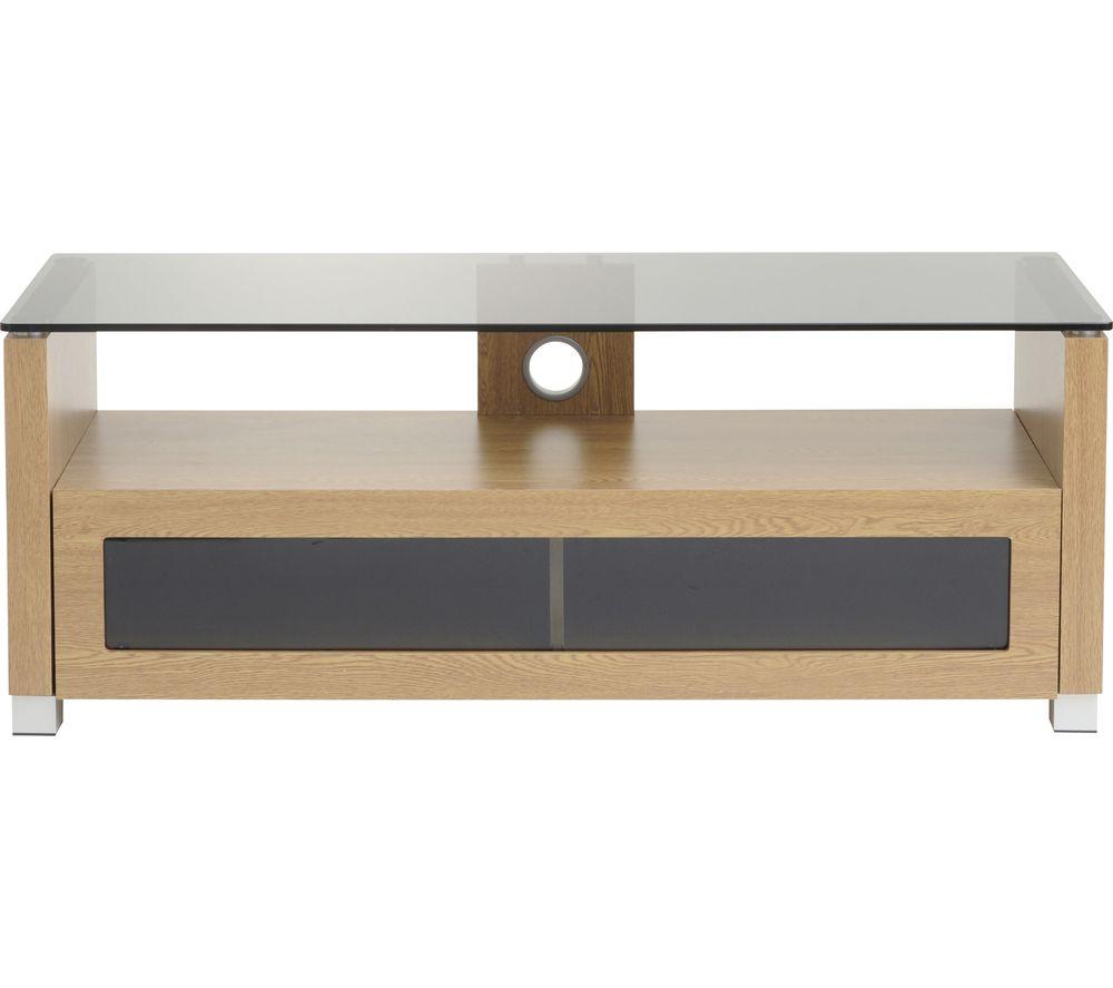 TTAP Elegance 1250 mm TV Stand - Light Oak