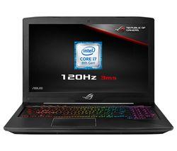 "ASUS ROG Strix GL503 15.6"" Intel® Core™ i7 GTX 1050 Ti Gaming Laptop - 1 TB HDD & 128 GB SSD"