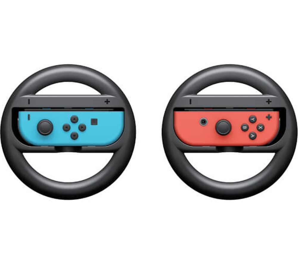 NINTENDO Joy-Con Wheel Accessory - 2 Pack