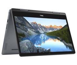 """DELL Inspiron 5000 14"""" Intel® Core™ i5 2 in 1 - 256 GB SSD, Grey"""