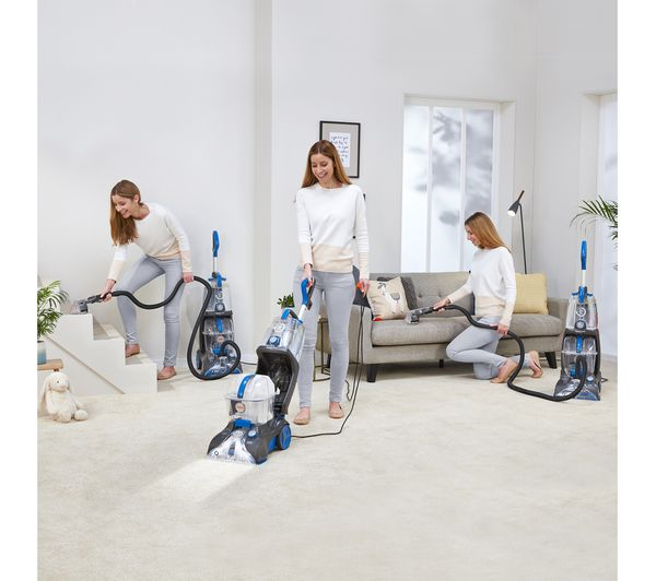 Buy Vax Rapid Power Plus Upright Carpet Cleaner Grey