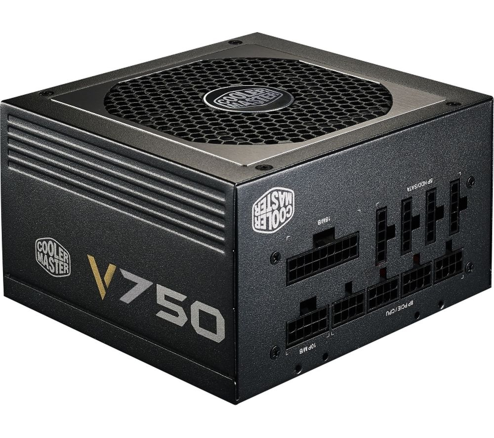 Image of COOLER MASTER V750 Modular ATX PSU - 750 W
