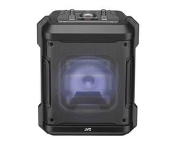 JVC MX-D319PB Portable Bluetooth Speaker - Black