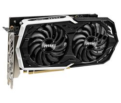 MSI GeForce GTX 1660 6 GB ARMOR OC Graphics Card