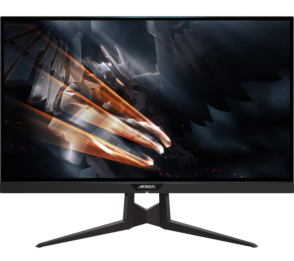 "GIGABYTE Aorus Quad HD 27"" LED Gaming Monitor - Black"