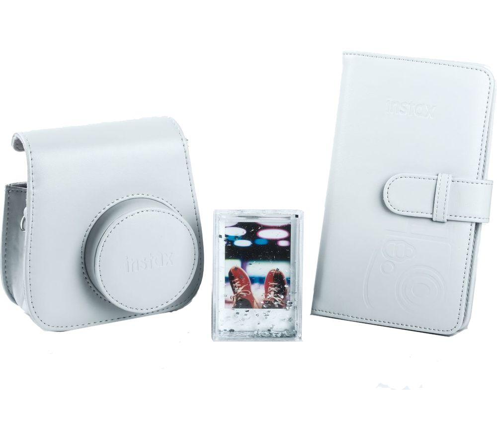 INSTAX mini 9 Accessory Kit - Smokey White