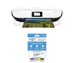HP ENVY 5032 All-in-One Wireless Inkjet Printer & Instant Ink £3.50 Prepaid Card Bundle