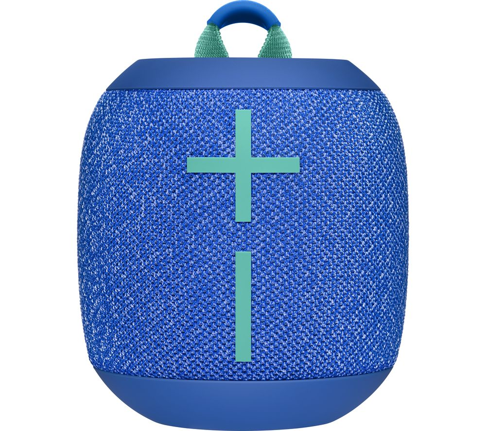 Ultimate Ears Wonderboom 2 Portable Bluetooth Speaker - Blue, Blue