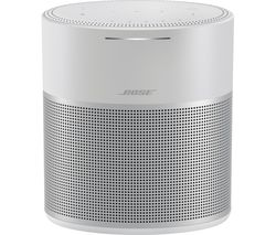BOSE Home Speaker 300 with Amazon Alexa & Google Assistant - Silver