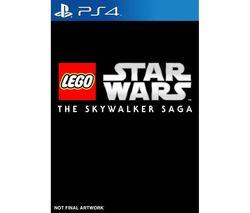 PS4 LEGO Star Wars: The Skywalker Saga