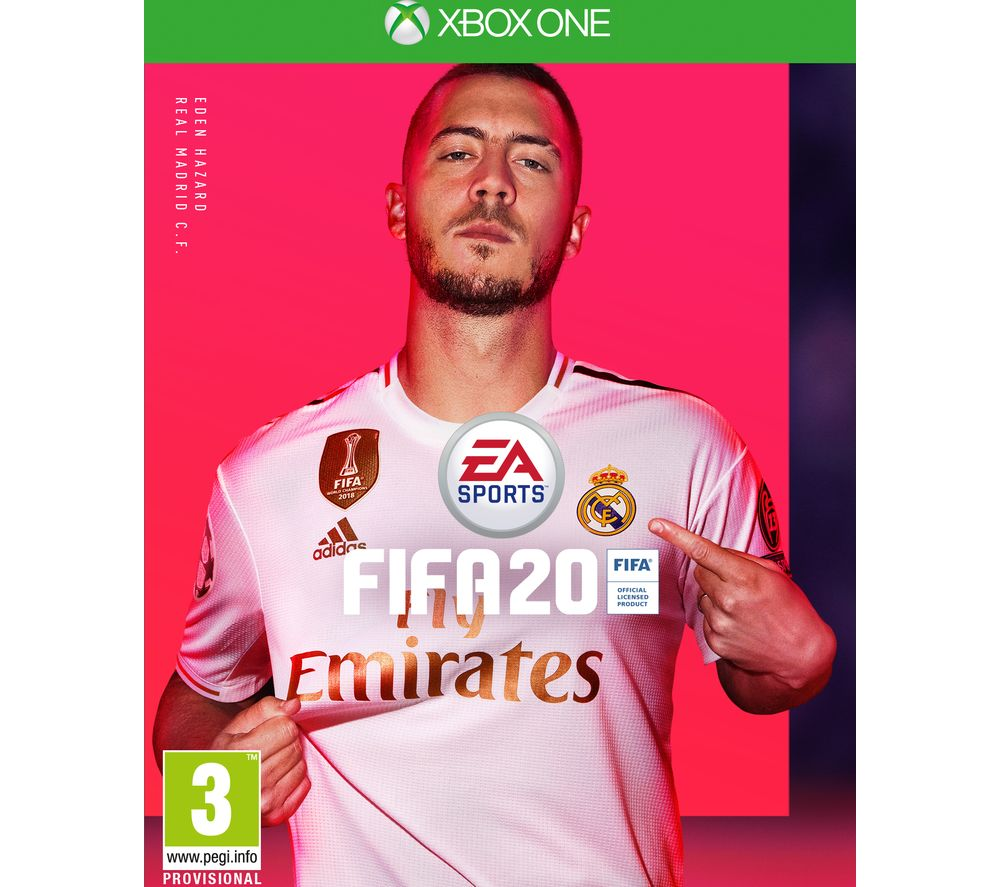Image of XBOX ONE FIFA 20