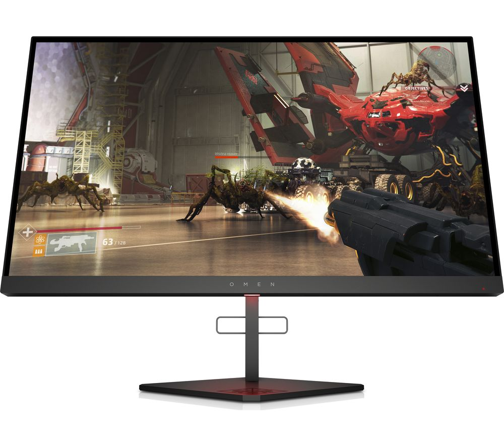 "HP OMEN X 25f Full HD 24.5"" LCD Gaming Monitor - Black"