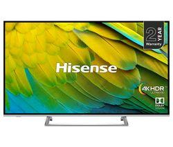 """HISENSE H50B7500UK 50"""" Smart 4K Ultra HD HDR LED TV"""