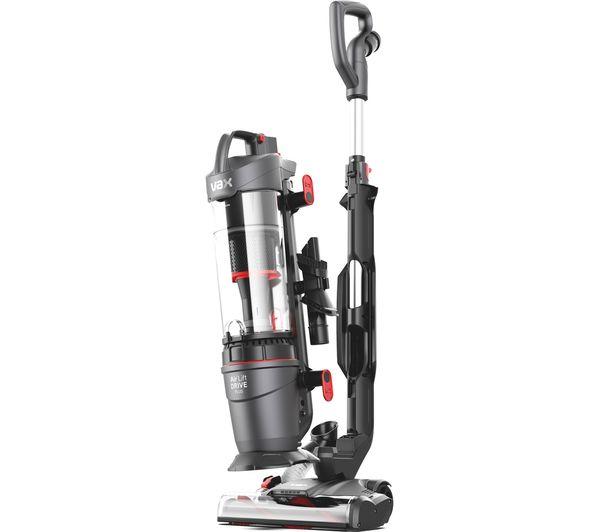 VAX Air Lift Drive Plus Upright Bagless Vacuum Cleaner - Black