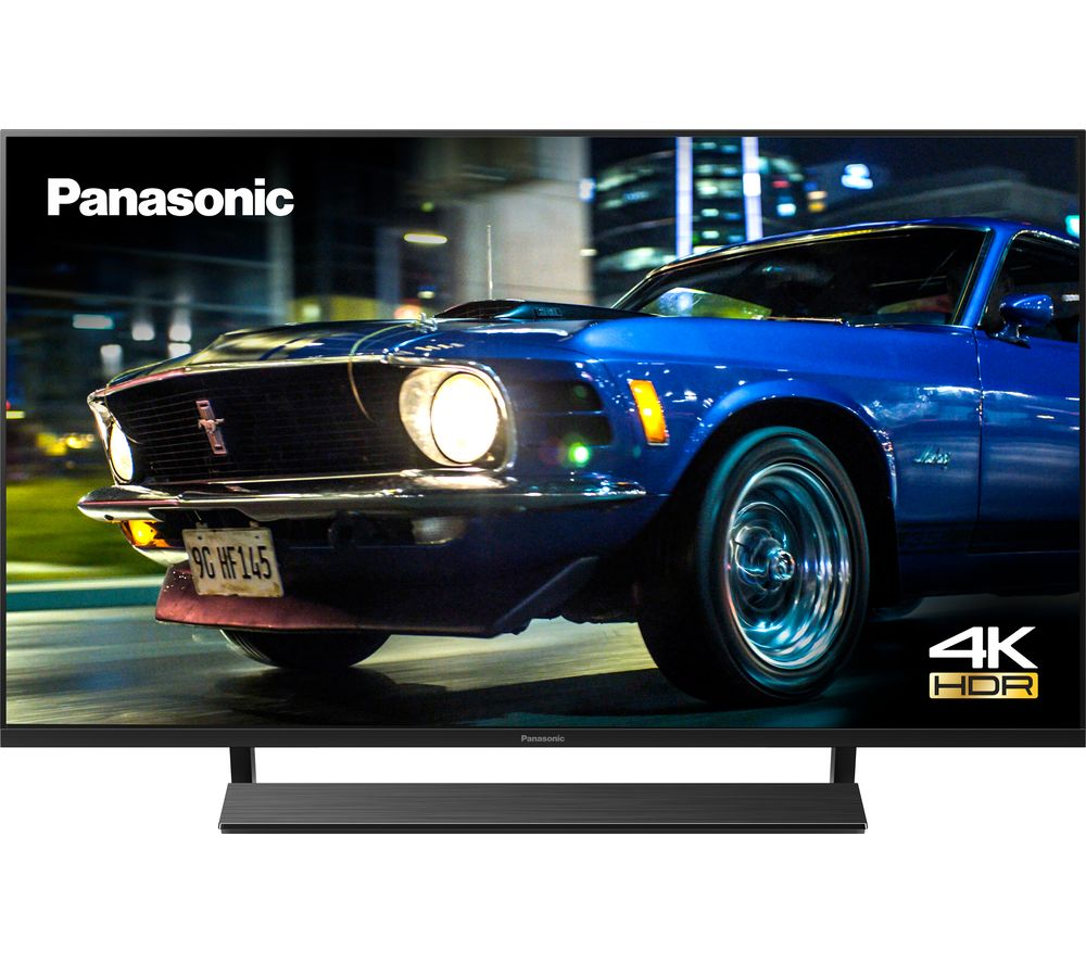 "PANASONIC TX-40HX800B 40"" Smart 4K Ultra HD HDR LED TV"