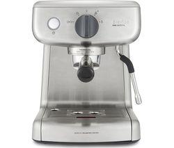 VCF125 Mini Barista Coffee Machine - Stainless Steel