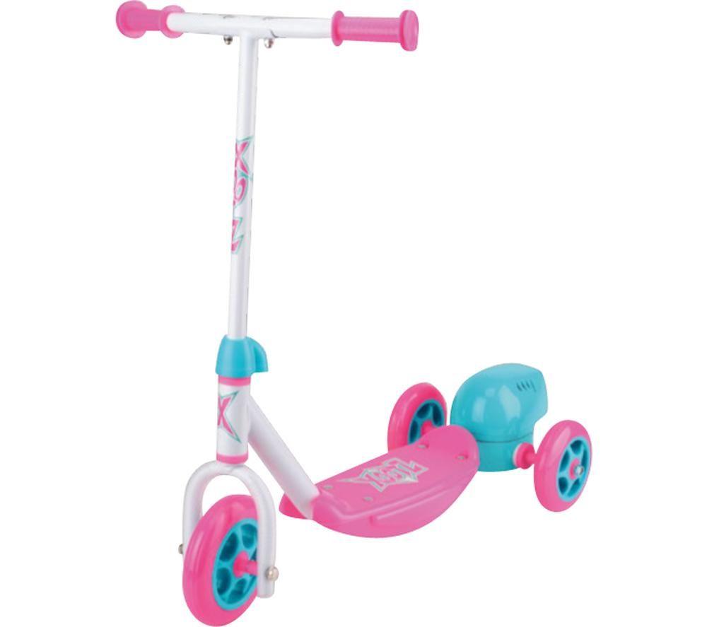 XOOTZ Bubble TY6062 Kick Scooter - Pink & Blue