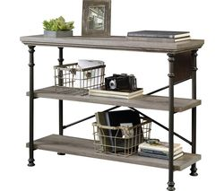 Canal Heights Console - Northern Oak