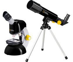 Telescope & Microscope Set