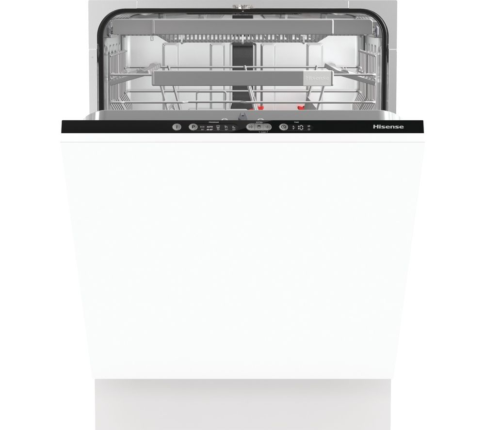 HISENSE HV671C60UK Full-size Fully Integrated Dishwasher