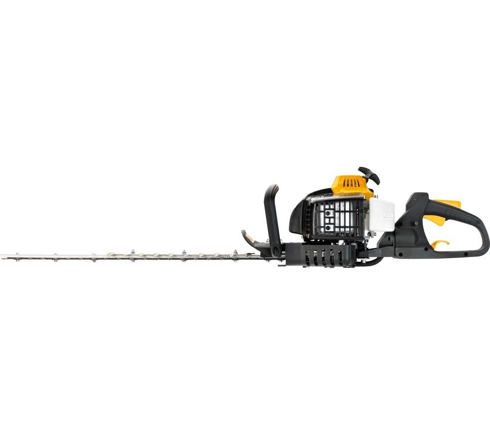 Image of MCCULLOCH HT 5622 Petrol Hedge Trimmer - Black, Petrol