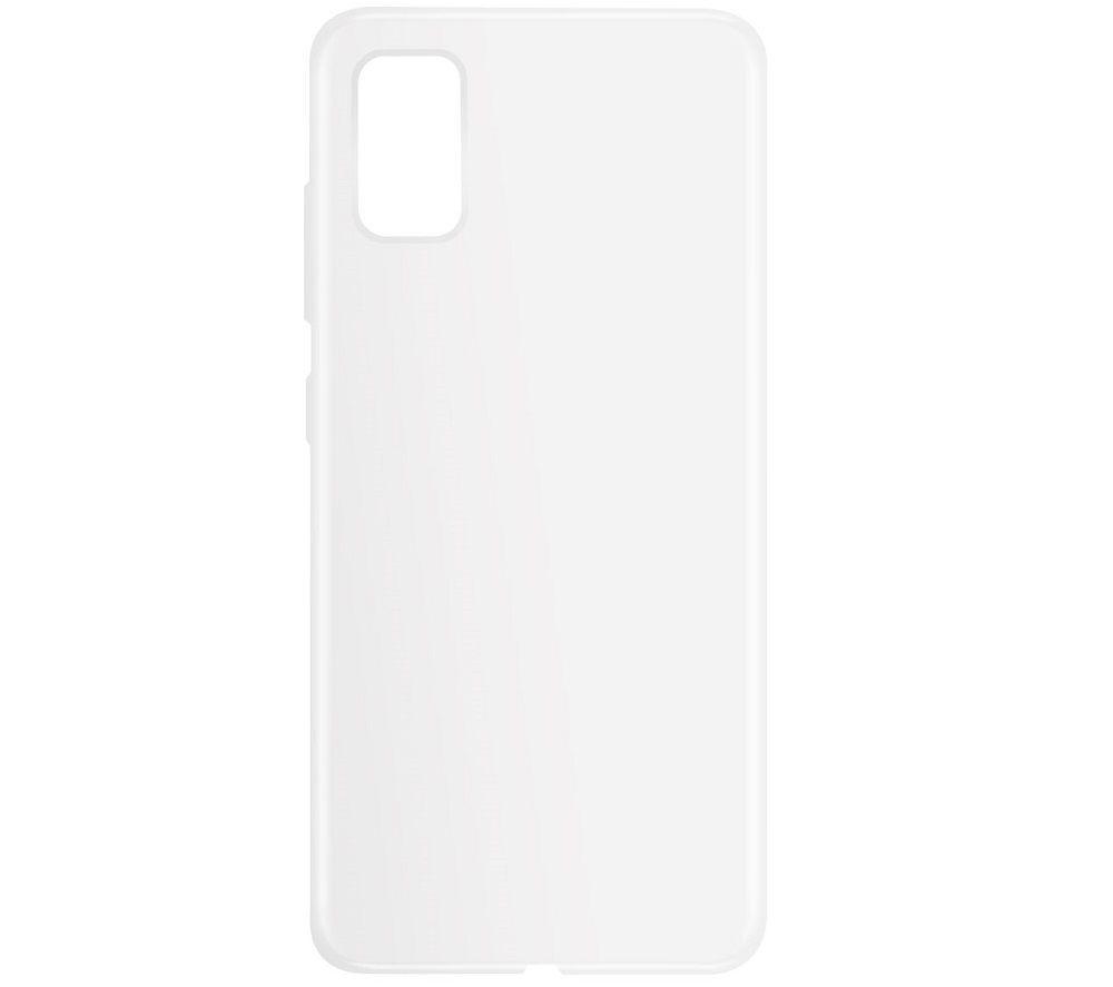 XQISIT Samsung Galaxy A41 Flex Case - Clear