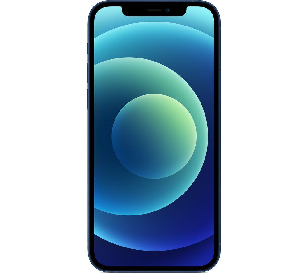 APPLE iPhone 12 - 256 GB, Blue