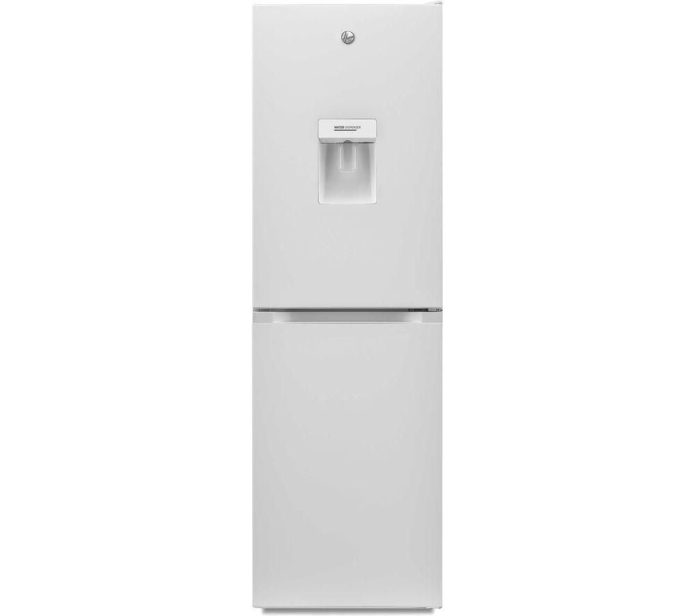 HOOVER H-Fridge 300 HMCL 5172 WWDKN 50/50 Fridge Freezer - White, White