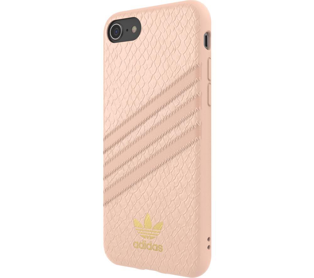 ADIDAS iPhone 7 / 8 / SE (2nd gen) Case - Pink Snakeskin, Pink