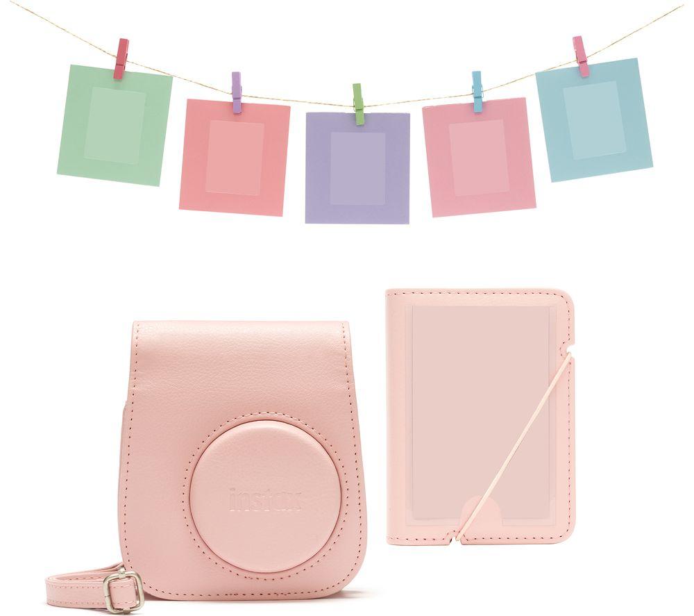 INSTAX Mini 11 Accessory Kit - Pink, Pink