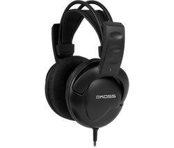 UR 20 159138 Headphones - Black