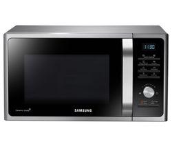 MS28F303TAS/EU Solo Microwave - Silver