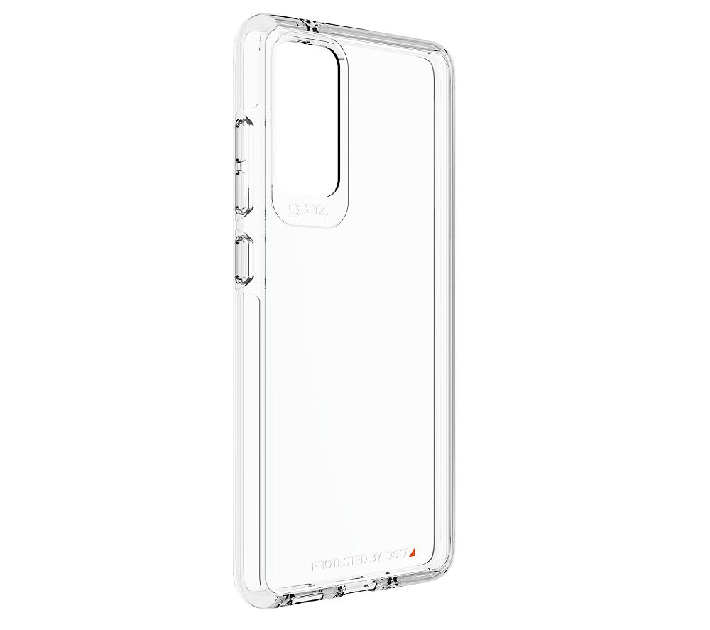 GEAR4 Crystal Palace Galaxy S20 Fan Edition Case - Clear