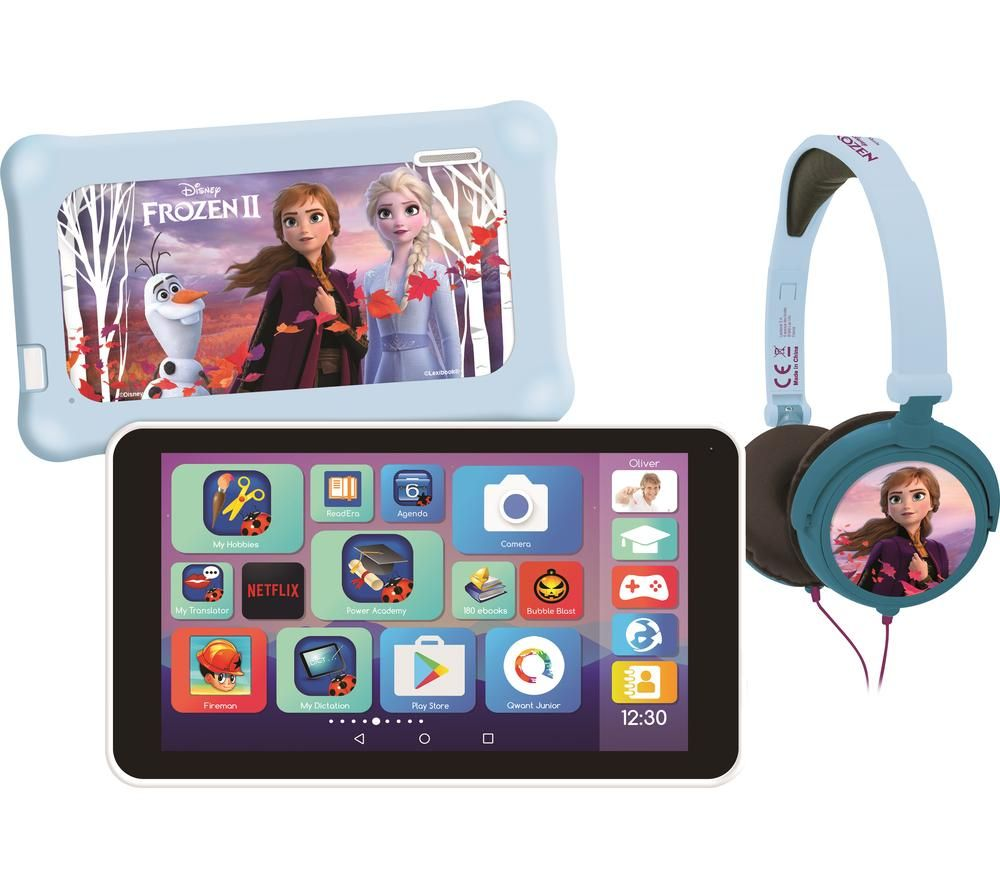 "Image of LEXIBOOK LexiTab Master 7"" Kids Tablet - 1 GB, Disney Frozen 2"