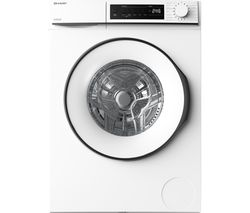 ES-NFB9141WD-EN 9 kg 1400 Spin Washing Machine - White