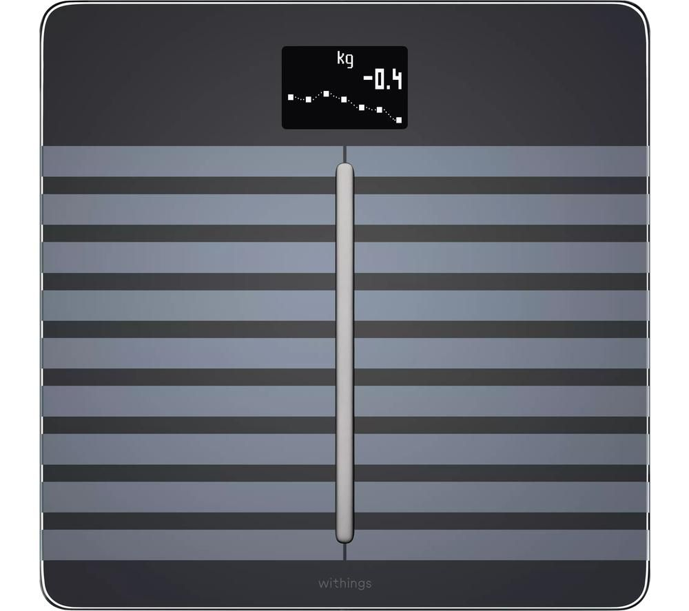WITHINGS Body Cardio Smart Scale - Black