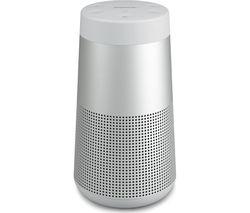 SoundLink Revolve II Portable Bluetooth Speaker - Luxe Silver