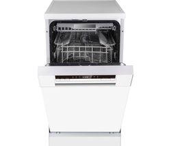 HS520E40WUK Slimline Dishwasher - White