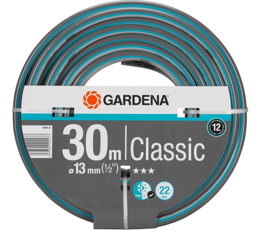GARDENA 18009-20 Classic Garden Hose - 30 m